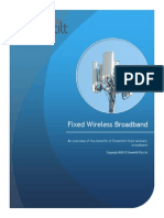 Dreamtilt Wireless Broadband Whitepaper