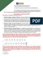 Practica Dirigida Unidad 4- Prueba de Rangos Con Signo de Wilcoxon Para Datos Apareados