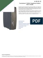 TM902 User Guide Standard1-1