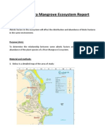 Minnamurra Ecosystem Report