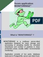 Monitoringz Presentation