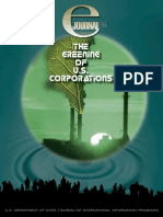 Greening US Corporations