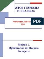 Optimizacion Del Recurso Forrajero