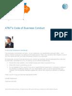 Att Code of Business Conduct