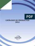NOESYS - Catalogo 2012