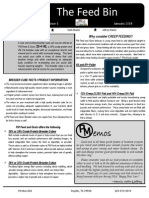 pmfeed newslette vol2