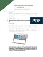 Laboratorio de Instrumentacion de Medidas
