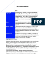 Actividad 4 procedimientos operantes