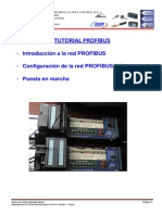 Tutorial Red Profibus