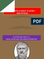SESIÓN 3. FILOSOFÍA CLÁSICA