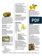 2014 Plant Prices and Descriptions