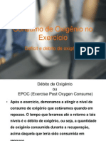 14860006 Consumo de Oxigenio No Exercicio