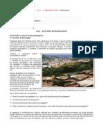 UE1 - EF - 5º série - Leitura de Paisagens