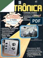 Revista Saber Electronica N°47