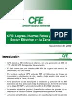 Logros CFE Nov 2012vf PRES
