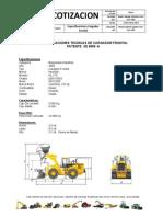 Especificaciones Tecnicas Cargador Hyundai 770-7