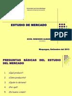 Exposicion Estudio de Mercado Para Proy Inv
