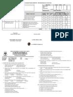 Kisi Kisi Dan Soal Uts 1 Ipa Kelas III
