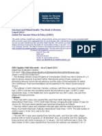 Vaccines and Global Health_The Week in Review_5 April 2014