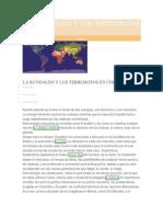 La Kundalini y Los Terremotos en Chile