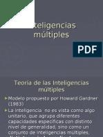 MS112. Diapositiva Clase 8. Inteligencia Multiples