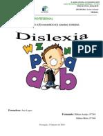 Dislexia Trabalho