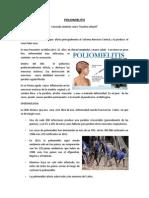 Poliomielitis y Traumatismo