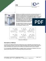 LCTech Application Aflatoxins