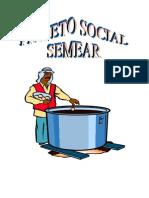Projeto Social - Igreja Pentecostal