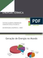 Energia Térmica - Victor e Vinicius