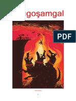 Orúgoşamgal, the hound of hell