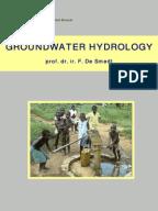 applied hydrogeology fetter solutions manual pdf