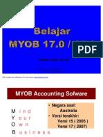 Materi Myob 17