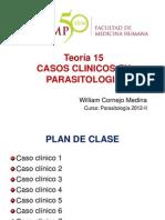 Teoría 15 Casos clínicos USMP 2012-II