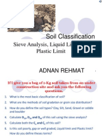 Soil Tests and Properties