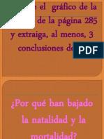 6. La Sociedad Chilena Actual