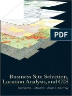 Business Site Selection