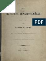 Wa308 911 Iv53 Deutschen-runendenk i