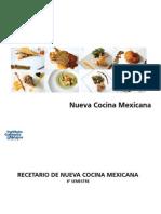 Nueva Cocina Mexicana