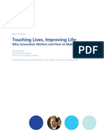 P&G-Touching Lives Improving Life