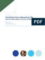P&G-Touching Lives Improving Life