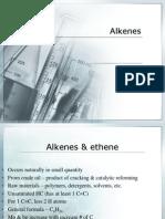 1.7 Alkenes