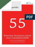 GFM Forschungsbroschuere - Geschäftsmodelle