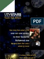 UTV Stars LiveMyLife S02 Pitch Deck