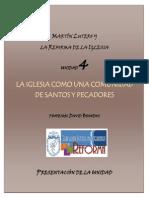 Lutero y La Reforma Presentacion Unidad 4