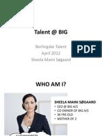 2012 Berlingske Business Talent Big 4