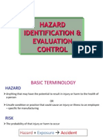133234735 Chapter6 Hazard Identification Risk Assesment and Risk Control Hirarc