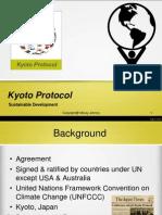 Kyoto Protocol&Agenda 21