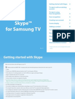 2013_Skype_ENG-Smart TV Camera