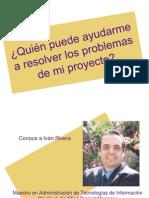 Conoce a Ivan Rivera PMP